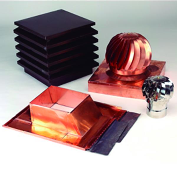 Elementos para cubiertas